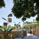 Perth-Zoo-Board-Walk-Construction